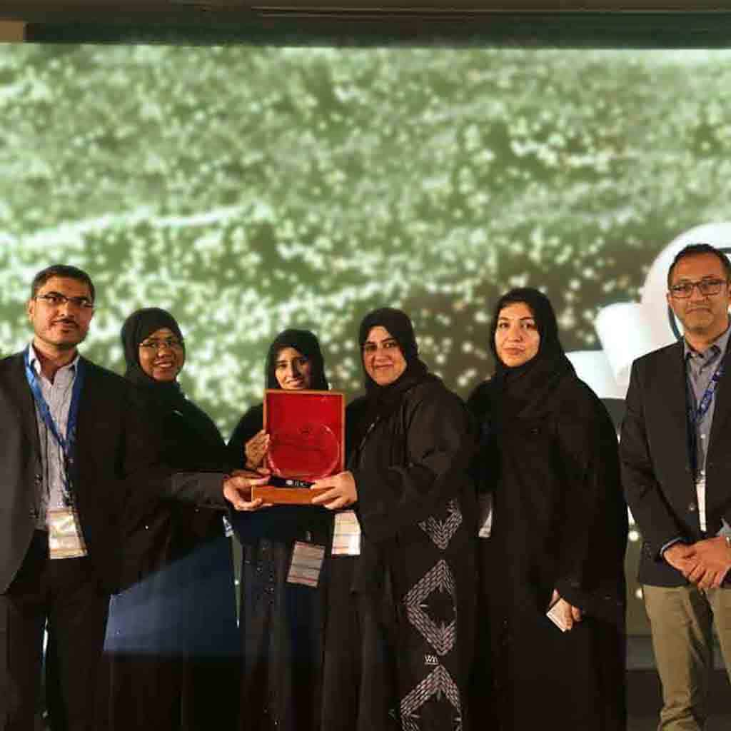 IDC CIO Excellence Award 2018